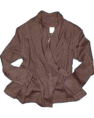 Jottum Cardigan KINALO, brown