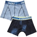 Vingino 2-er Pack Shorts BLUE Boys