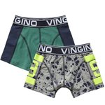 Vingino 2-er Pack Shorts SPOTS Boys