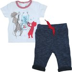 Catimini Boys Ensemble T-Shirt und Hose