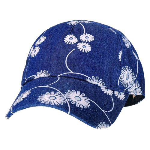 Maximo Kids Girls Cap Blumen