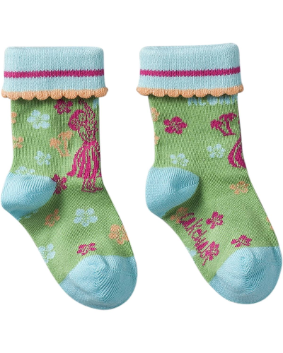 Cakewalk Socken ANJA summergreen
