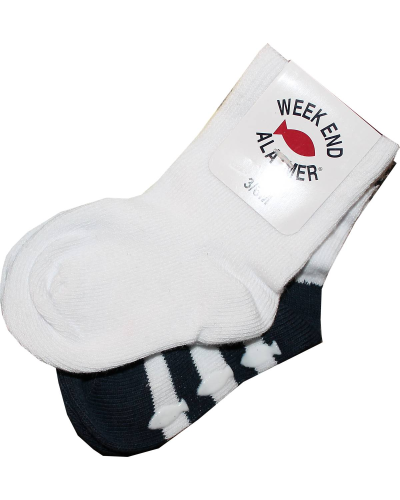 Weekend a la mer 2er Pack SOCKS GARCONS