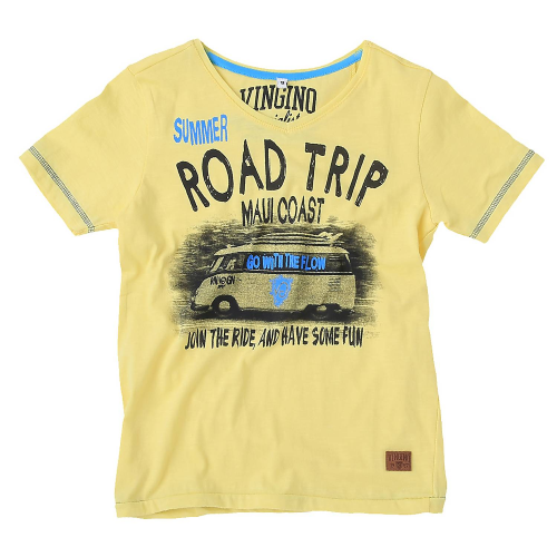 Vingino T-Shirt GIDION yellow