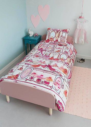 Beddinghouse Kids Bettwäsche Princess Wardrobe