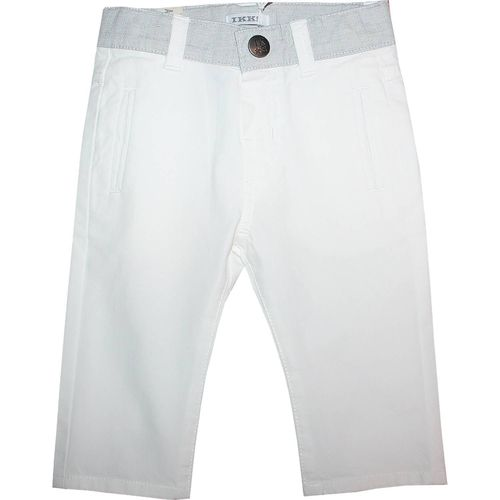 IKKS Baby Boys White Label Hose