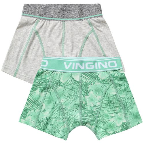 Vingino 2-er Pack Shorts OPAL GREEN Boys