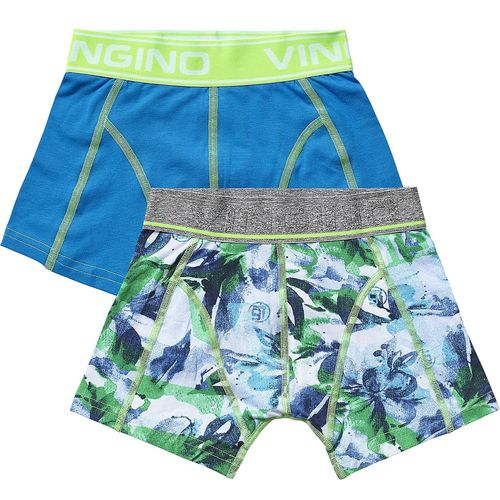 Vingino 2-er Pack Shorts FLONUMBER Boys