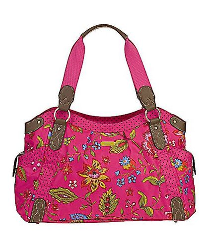 OILILY Carry All Colored Dreams pink