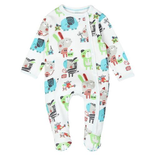 Boboli Magic Jungle Baby Jungen Strampler