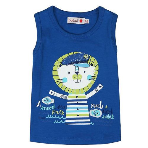 Boboli Lovely Blue Jungen T-Shirt