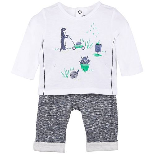 Catimini Boys Naissance Graphic City Ensemble