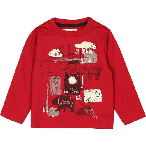 Boboli Amish Song Jungen Shirt