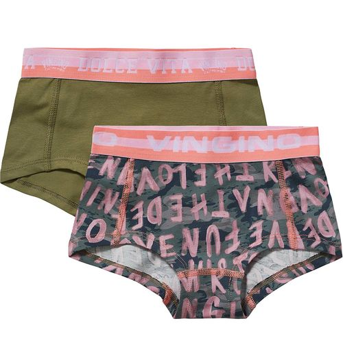Vingino 2-er Pack Boxershorts KAMIE Girls