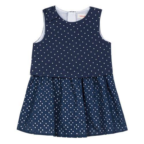 bf470f153e575 Catimini Mädchen Kleid