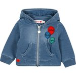 Boboli Baby Jungen Playing On Sweat-Jacke