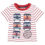 Boboli Jungen Real Red T-Shirt