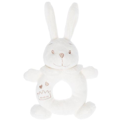 Maximo Baby Greifring Hase mit Rassel