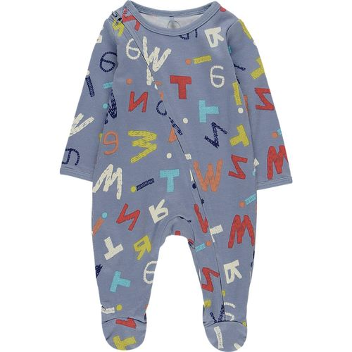 Boboli Baby Jungen Coloured Winter Strampler