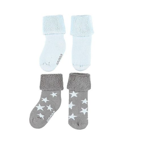 Boboli Baby Jungen Over the Stars Doppelpack Socken