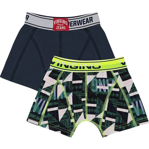 Vingino 2-er Pack Boxershorts Graphic Boys