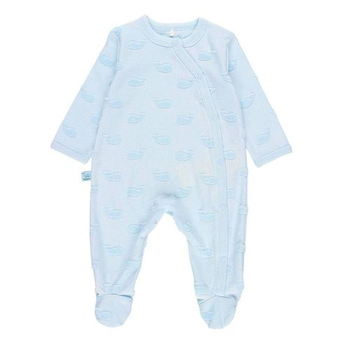 Boboli Baby Jungen Save the whale Strampler