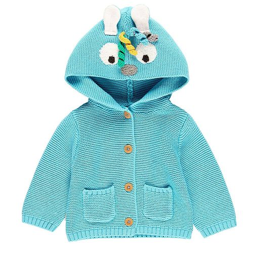 Boboli Baby Hand Craft Strickjacke