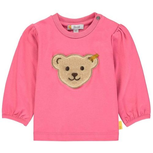 Steiff Baby Mädchen Bear in my heart Sweatshirt