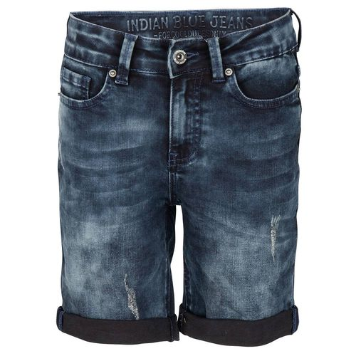 Indian Blue Jeans Jungen Jeans Shorts Dann