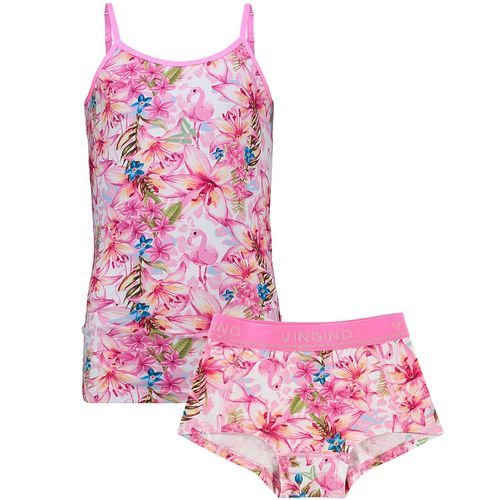 Vingino Set Tropical Girls Singlet und Shorts