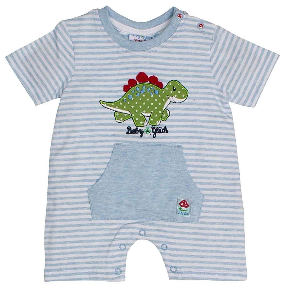 Salt /& Pepper Baby Jungen Langarmshirt Dino 0511115