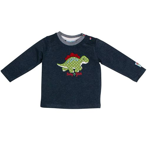 Salt and Pepper BabyGlück Baby Jungen Shirt Dino