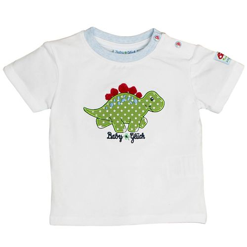 Salt and Pepper BabyGlück Baby Jungen T-Shirt Dino