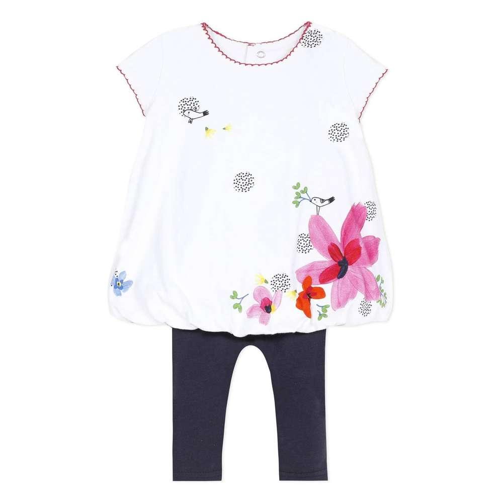 Catimini Baby-M/ädchen Kleid