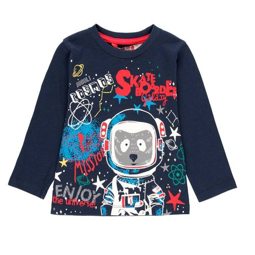 Boboli Jungen Across The Universe Shirt