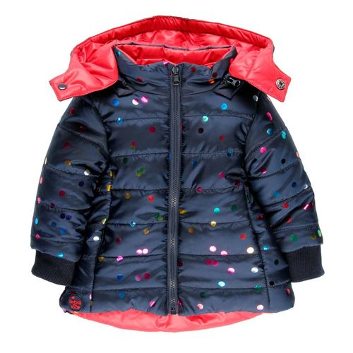 Boboli Mädchen Across The Universe Winterjacke reversible