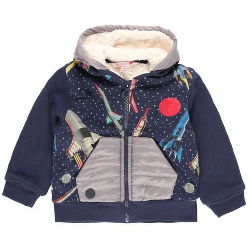 Boboli Jungen Across The Universe Sweat-Jacke