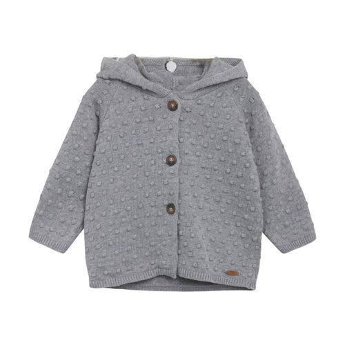 Hust and Claire Baby Jungen Cardigan Cookie