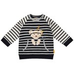 Steiff Baby Jungen Indi Bear Sweat-Shirt