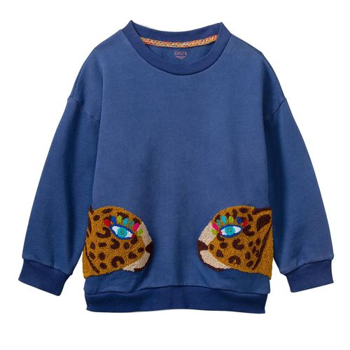 Oilily Mädchen Sweat-Shirt Houble